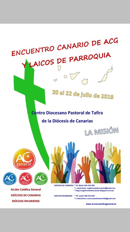 Acción católica Canarias
