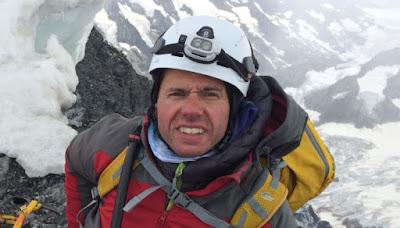Johnas Churcheris, kurčneregys alpinistas