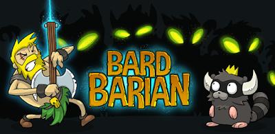 لعبة Bardbarian Golden Axe Edition للأندرويد، لعبة Bardbarian Golden Axe Edition مدفوعة للأندرويد