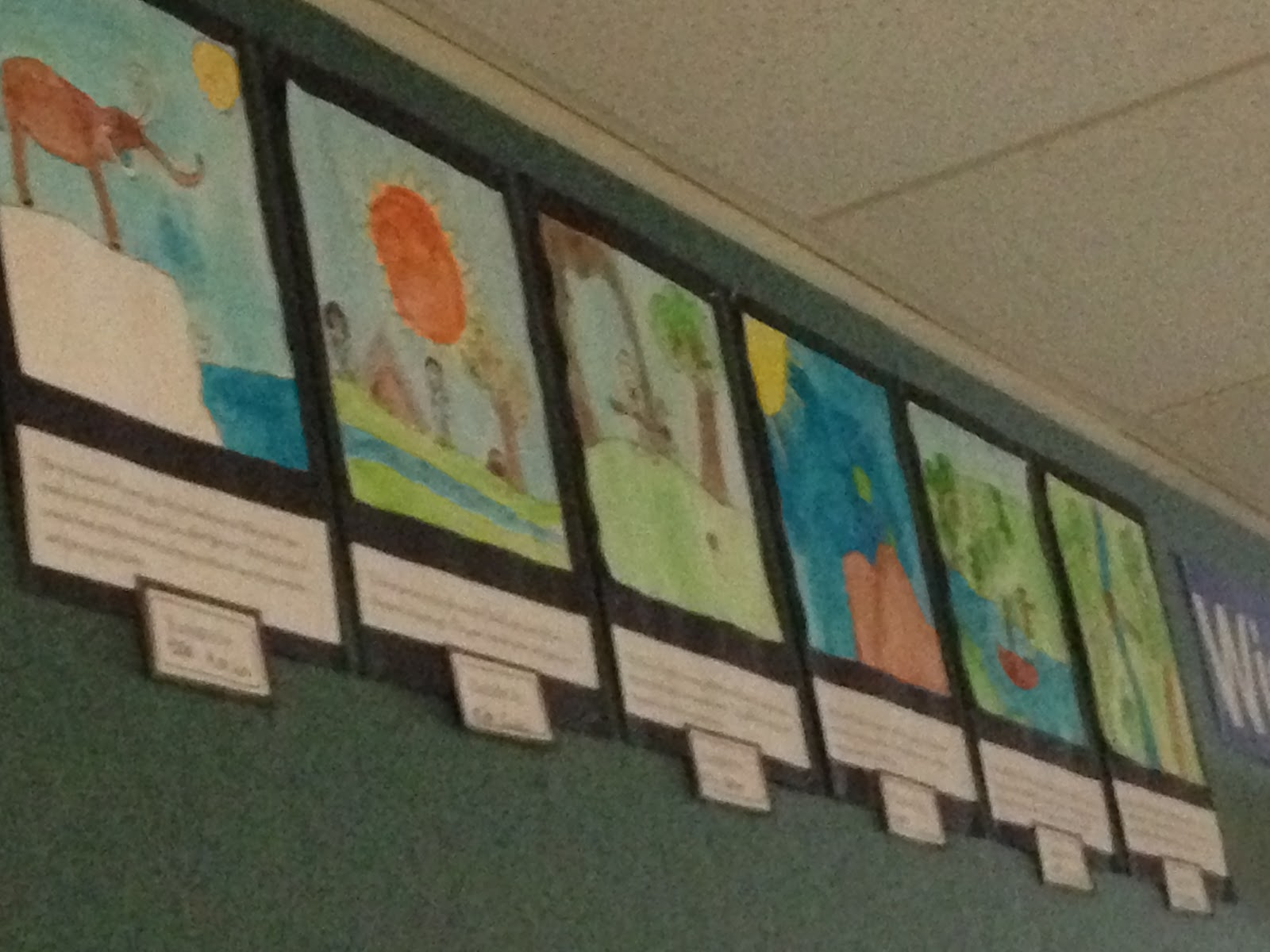 State History Illustrated Timeline Project