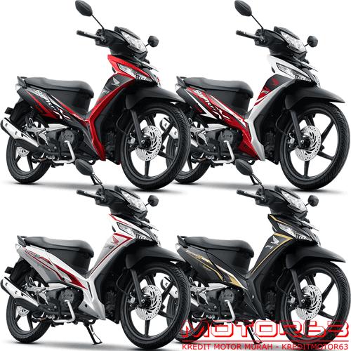 Cara GAMPANG MURAH CEPAT Kredit Sepeda Motor Honda Di ...