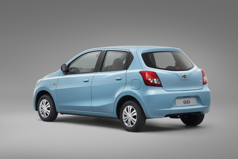 Datsun is Back with Go, a Model for the Indian Market | Philippine ...