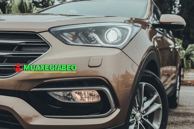 Giới thiệu Hyundai SantaFe 2.2L máy dầu phiên bản tiêu chuẩn 2WD ảnh 3