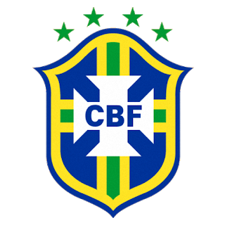 Kit de Uniforme Clássico da Seleção Brasileira da Copa de 2002 para Dream League Soccer
