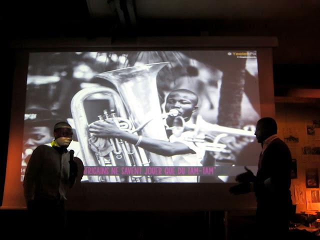 Totem Box: culture afro-caribéenne