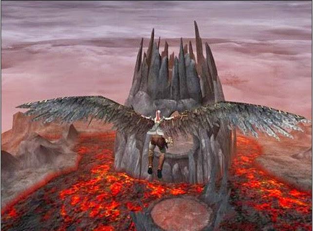 تحميل لعبة god of war بلاي ستيشن 2