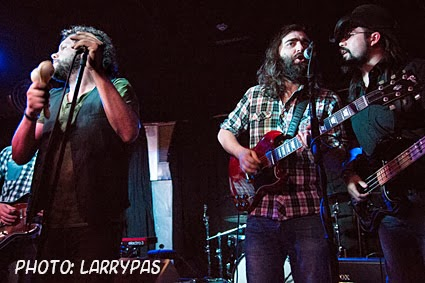 concierto The Sheepdogs en Bilbao