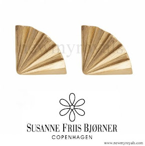 Queen Maxima style Susanne Friis Bjørner Earrings - Susanne Friis Bjørner - Jewelry