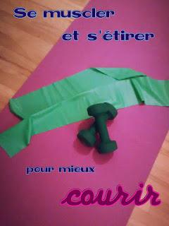 Tapis de yoga poids libre élastique de physiothérapie
