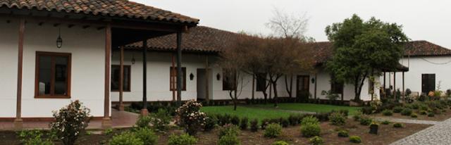 História da Vinícola Santa Carolina em Santiago do Chile