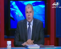 برنامج مع شوبير 13-7-2016 أحمد شوبير قناة صدى البلد