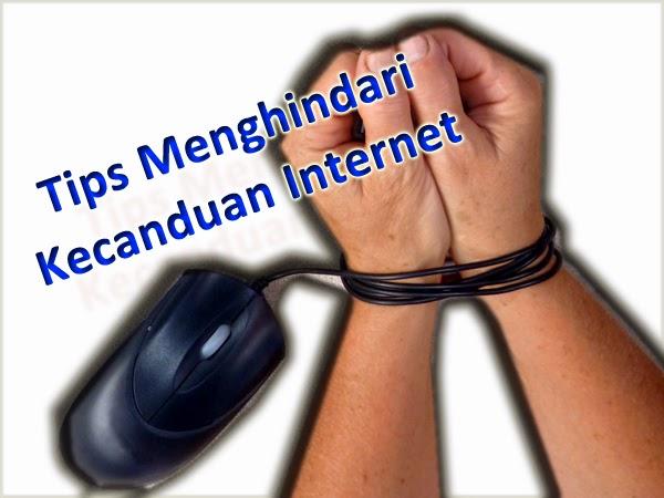 Menghindari Kecanduan Internet