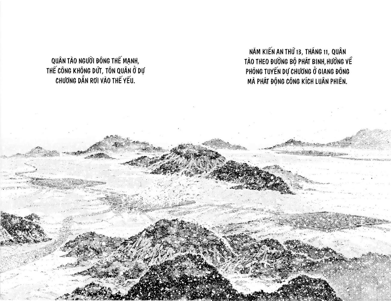 Hỏa phụng liêu nguyên Chương 418: Nhân trí nhân chí [Remake] trang 6