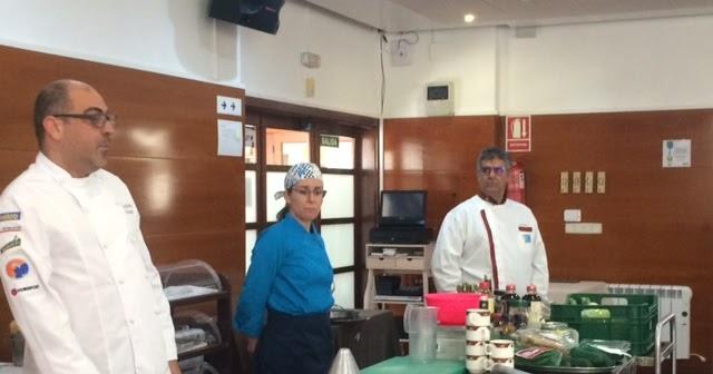 Escuela de hosteler a y turismo de murcia la flota - Curso de cocina murcia ...