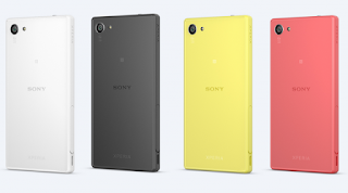 Harga dan Spesifikasi Sony Xperia Z5 Compact, Smartphone dengan Camera Superor 32 MP dan Fingerprint Sensor
