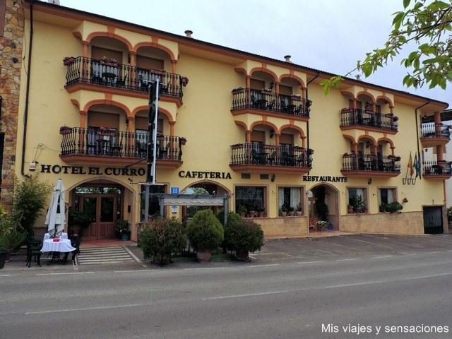 Hotel El Curro, Burunchel, alojamiento en la Sierra de Cazorla, Andalucía