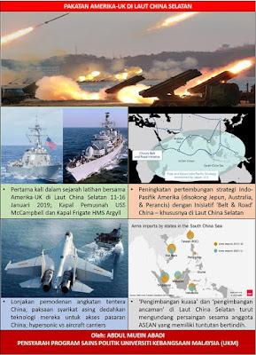 Hasil carian imej untuk ancaman Bina Pengkalan Hadapan Laut Cina Selatan