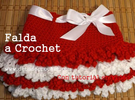 falda-crochet