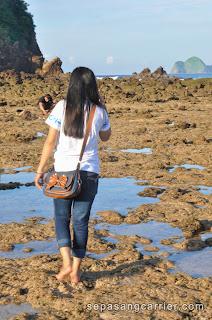 Pantai Pulau Merah Banyuwangi BWI