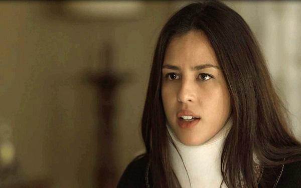 Laura pede para Olavo destruir Valentina (Imagem: Reprodução/TV Globo)
