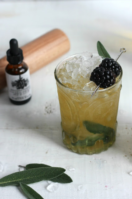 Ginger Sage Smash