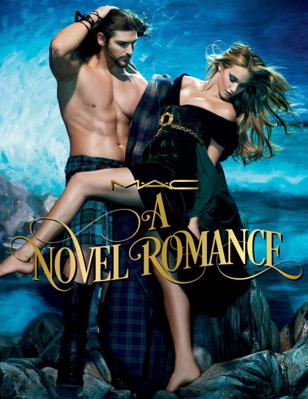 MAC A Novel Romance ad