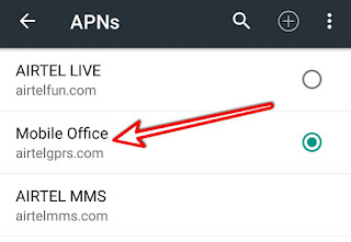 click on mobile office