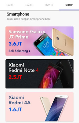 Mau Samsung Galaxy J7 Prime Gratis? Yuk ikut Event Cashtree,Cara Mudah Dapatkan Samsung Galaxy J7 Prime Gratis