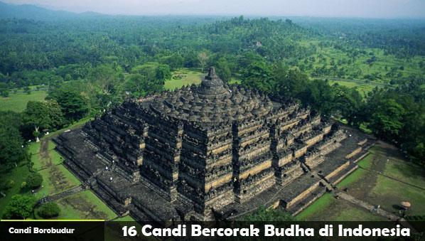 Candi Bercorak Budha di Indonesia
