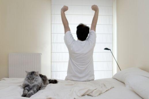 5 Cara Agar Sukses Bangun Pagi Setiap Hari