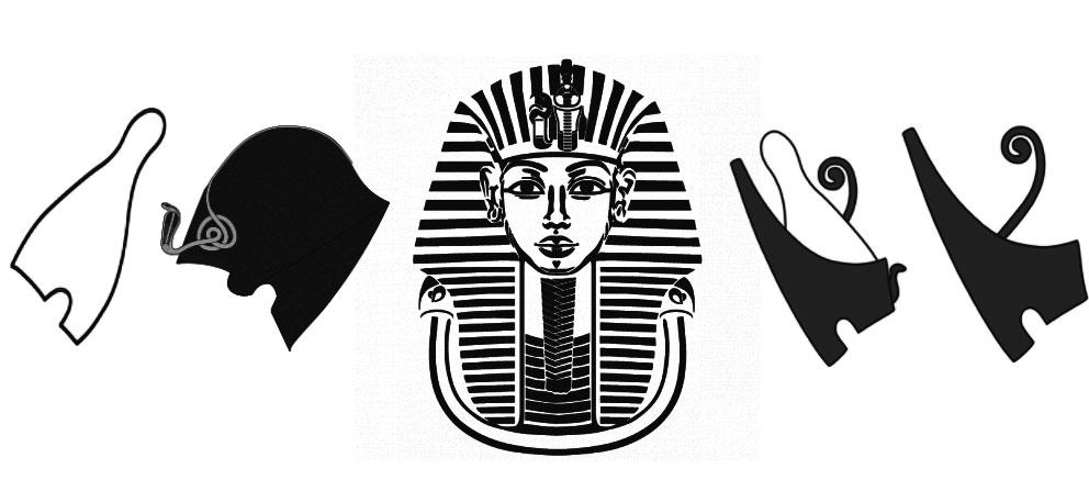 Los Símbolos Y Su Significado Las Coronas Del Antiguo Egipto