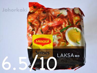 Maggi Laksa Instant Noodles 叻沙