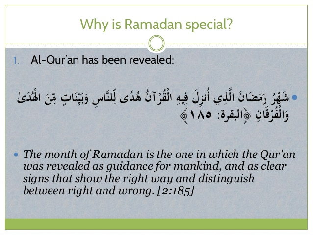 How to Prepare for Ramadan in Pictures