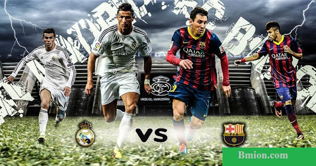 Barcelona-VS-Real-Madrid-Live-at-12:30AM-Tonight-La-Liga-from-Camp-Nou-Barcelona