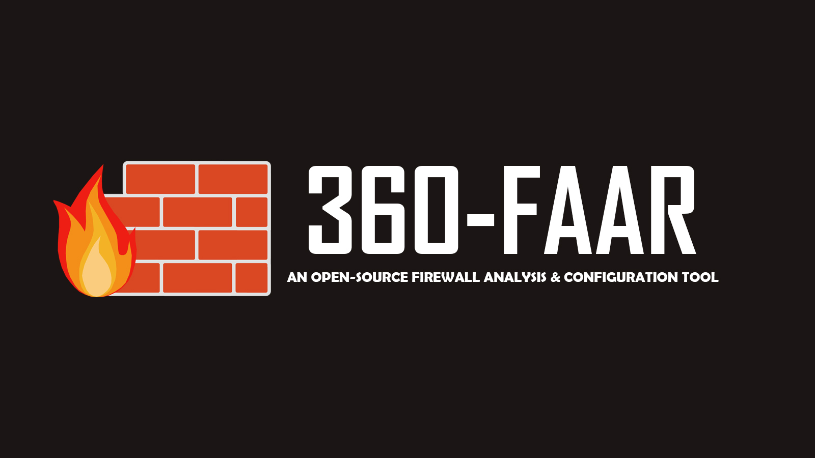 360-FAAR - An Open-source Firewall Analysis and Configuration Tool