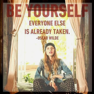 Be Yourself Quotes (Quotes About Moving On) 0186 4