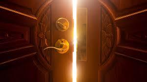 Image result for prophetic art doors open