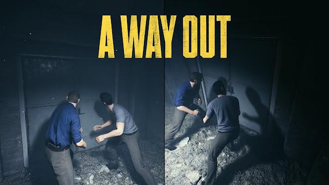 رسمياً مخرج لعبة A Way Out يعلن إنطلاق العمل على مشروعه القادم …