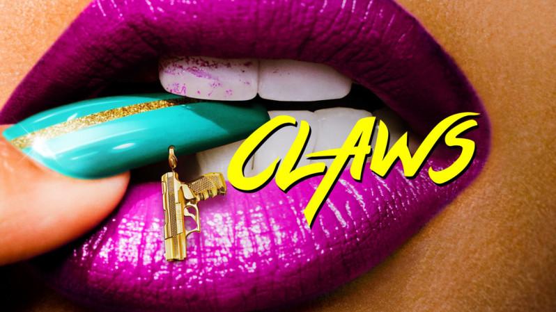 Poster oficial de Claws