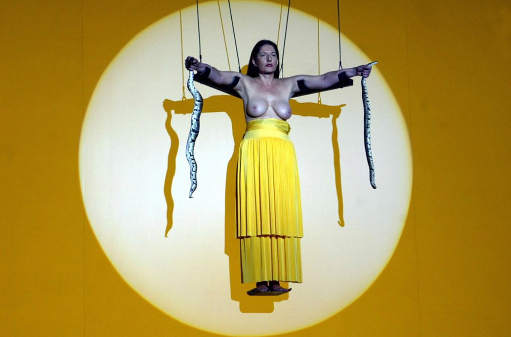 Nude Performance Art Videos