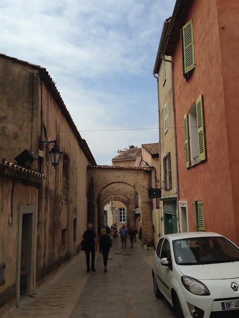 Saint-Tropez le vieux village