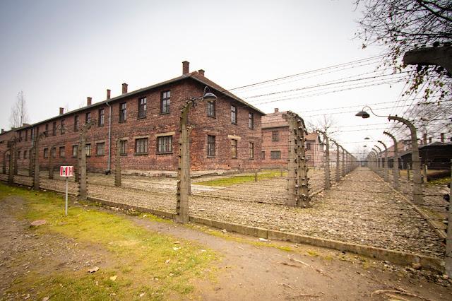 Caseggiato-Campo di concentramento di Auschwitz