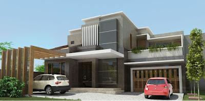 Desain Rumah Dan Klinik Rin
