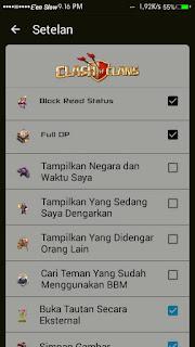 BBM Clash Of Clan 2.13.0.26