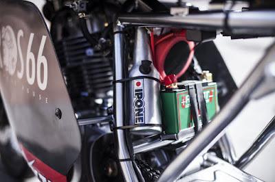Bateria de litio Mash 250