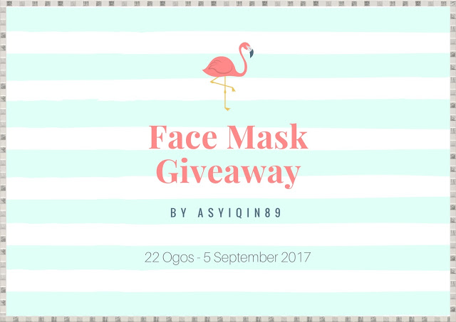 FACE MASK GIVEAWAY by Asyiqin89