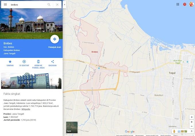 Dunia Digital, Analog, Google Maps, Melintasi Ruang Waktu, Lingkaran Tiada Ujung