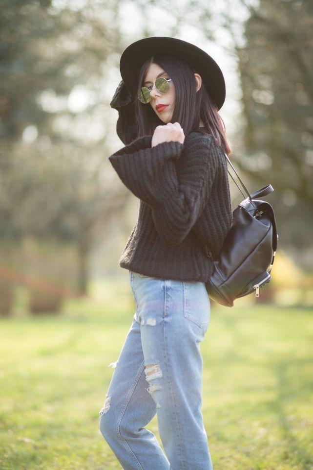 boho style fashion blogger