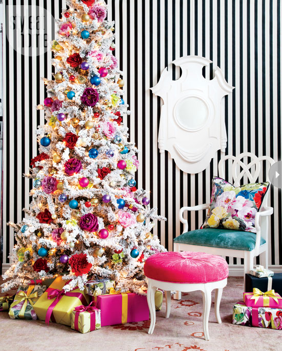 Colorful Christmas Tree Images.Inspiring Colorful Christmas Trees Dimples And Tangles