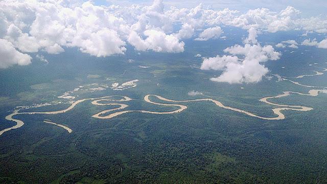 sungai kapuas-Sungai Terpanjang di Indonesia